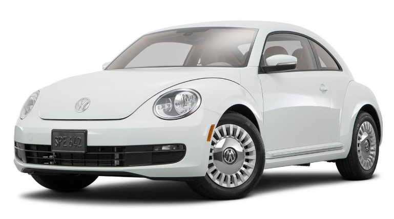 2020 VW Beetle Canada changes