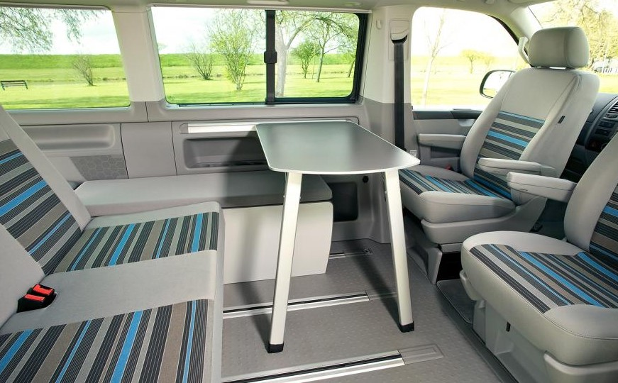 2020 VW California Camper Van interior 2020 VW California Camper Van Changes, Interior, Release Date, Price