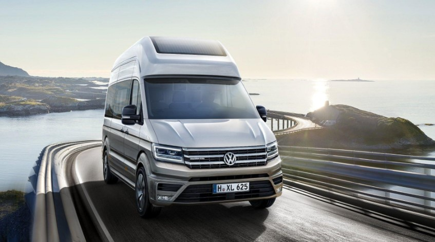 2020 VW California Luxury VIP changes
