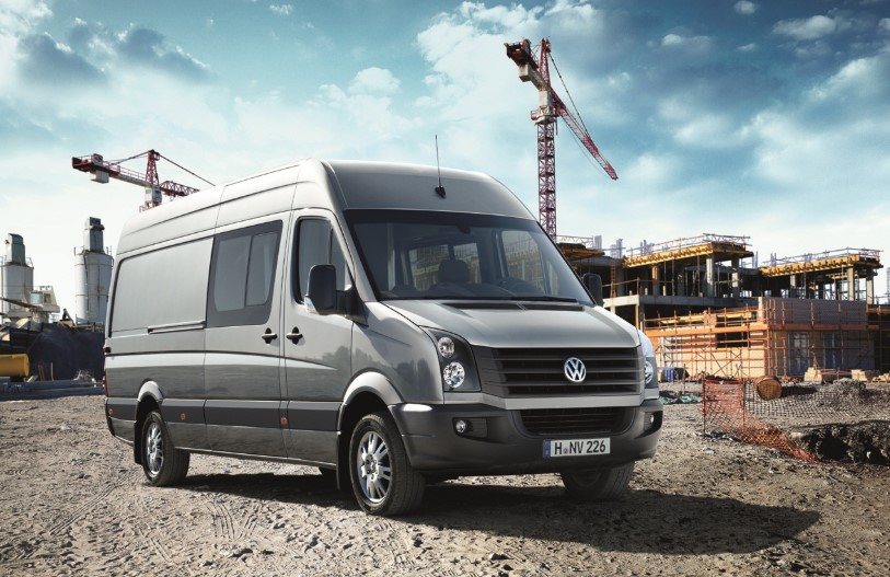 2020 VW Crafter release date