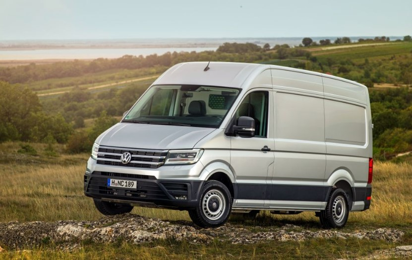 2020 VW Crafter release date 2020 VW Crafter Interior, Release Date, Changes, Price