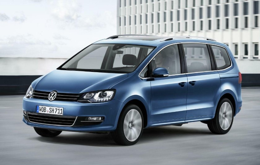2020 VW Sharan Facelift, Release Date, Interior, Price ...