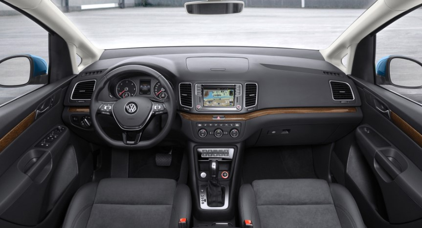 2020 VW Sharan interior 2020 VW Sharan Facelift, Release Date, Interior, Price