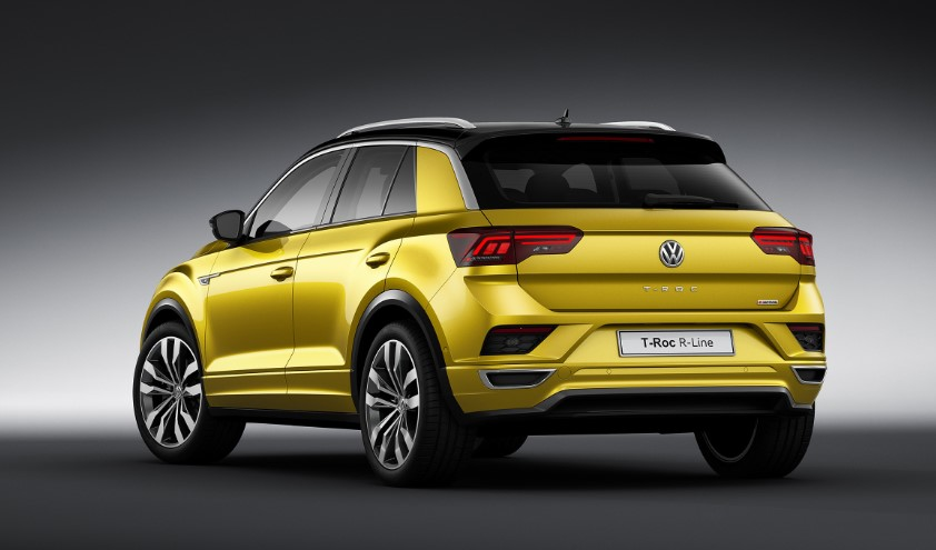 2020 VW T Roc concept 2020 VW T Roc Release Date, Review, Interior, Price