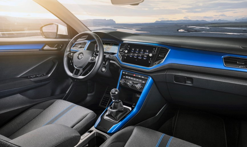 2020 VW T Roc interior 2020 VW T Roc Release Date, Review, Interior, Price