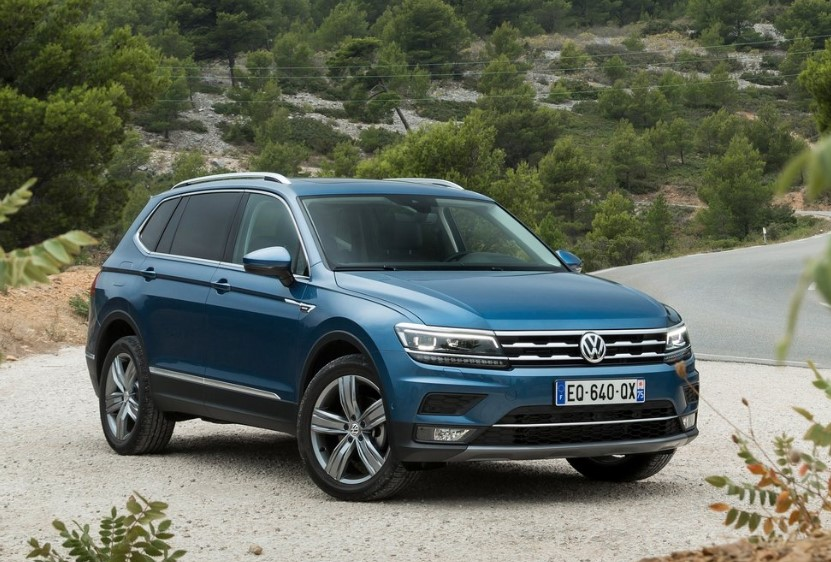 2020 VW Tiguan Australia changes