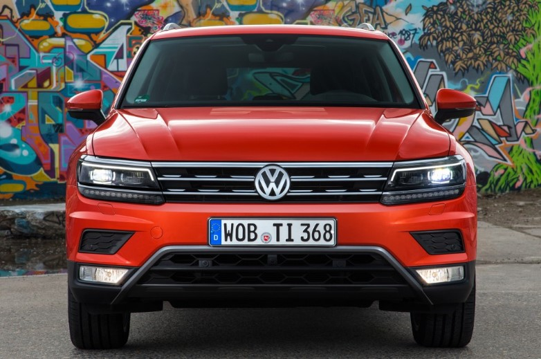 2020 VW Tiguan Coupe release date 2020 VW Tiguan Allspace Turbo Changes, Interior, Release Date