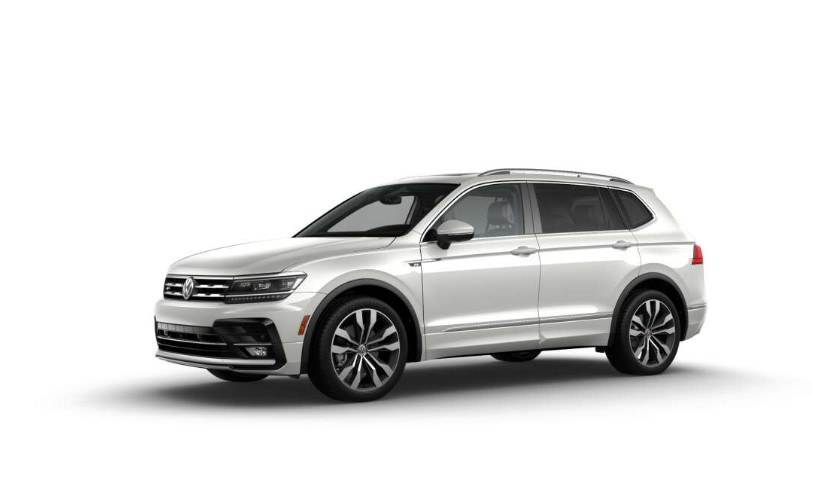 2020 VW Tiguan Limited