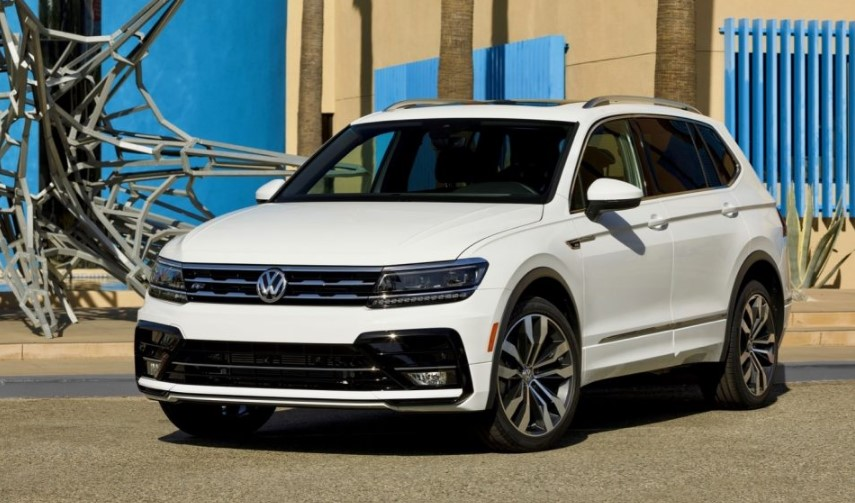 2020 VW Tiguan R, Changes, Coupe >> 2020 Vw Tiguan R Line Price Changes Interior Colors