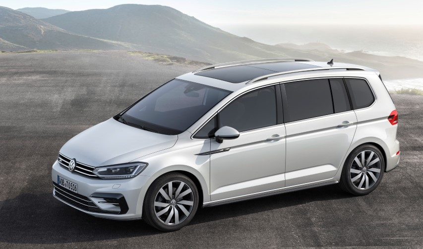 2020 VW Touran Release Date, Redesign, Interior, Price ...