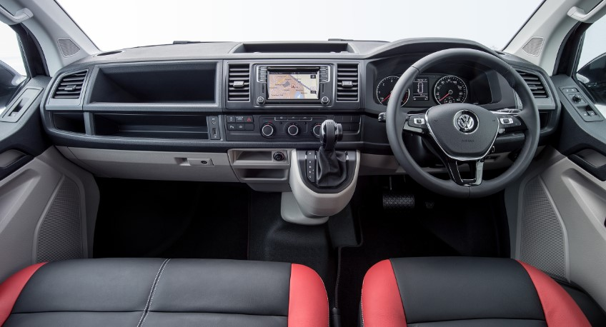 2020 VW Transporter interior 2020 VW Transporter Release Date, Redesign, Interior, Price