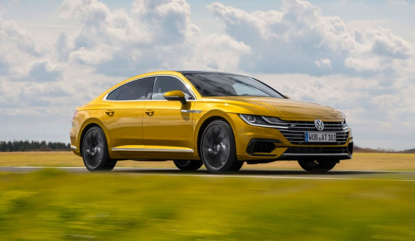 2020 Volkswagen CC changes