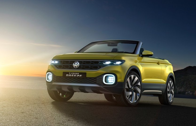 2020 Volkswagen T-Cross Breeze release date