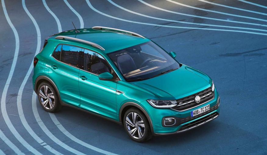 2020 Volkswagen T-Cross changes