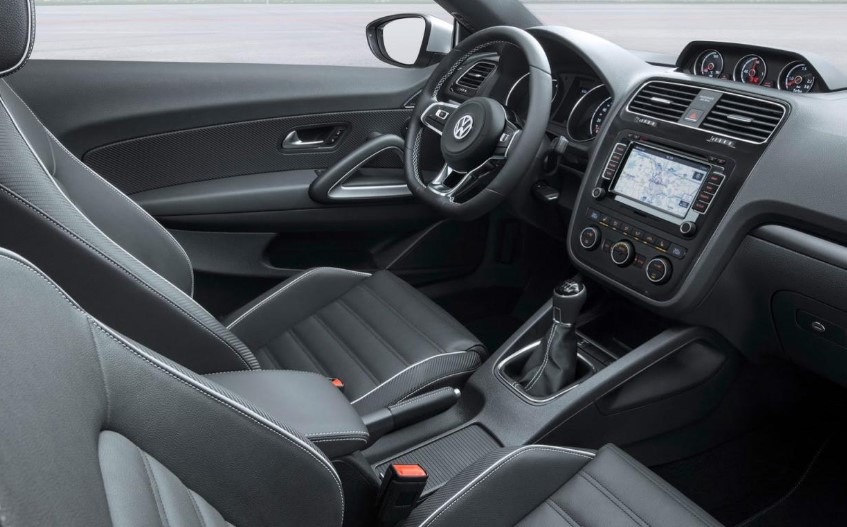 New VW Scirocco 2020 interior 1 New VW Scirocco 2020 Release Date, Interior, Changes, Price