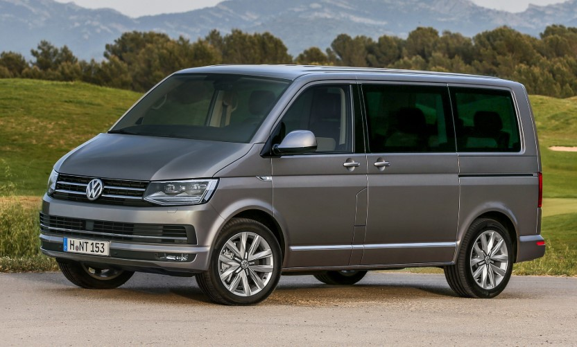 Volkswagen Eurovan 2020 changes