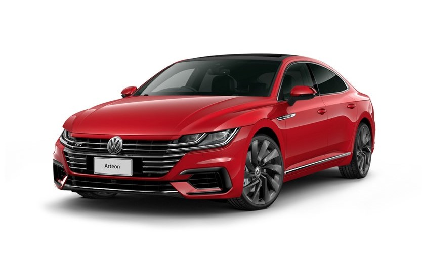 2020 VW Arteon 4Motion AWD