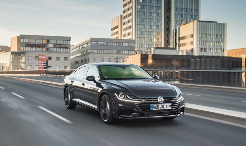2020 VW Arteon Black Colors release date