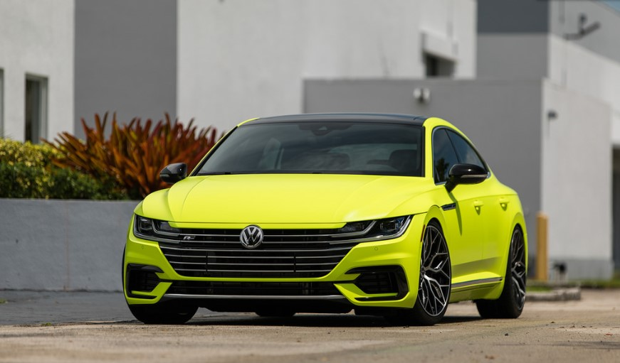 2020 VW Arteon Canada changes