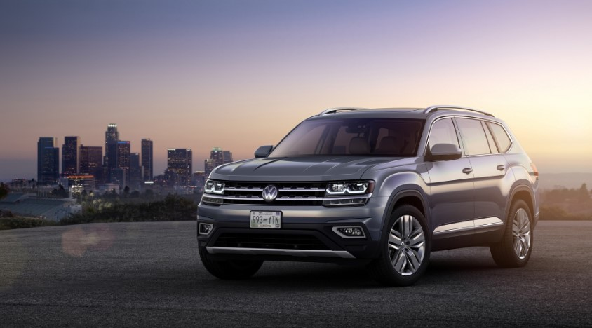 2020 VW Atlas changes