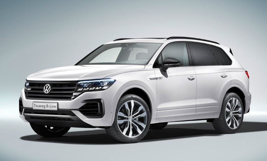 2020 VW Touareg R-Line release date