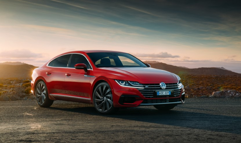 2020 VW Arteon US changes