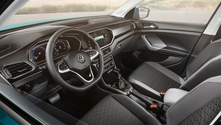 2020 T Cross interior Volkswagen T Cross 2020 Dimensions Release Date, Interior, Price