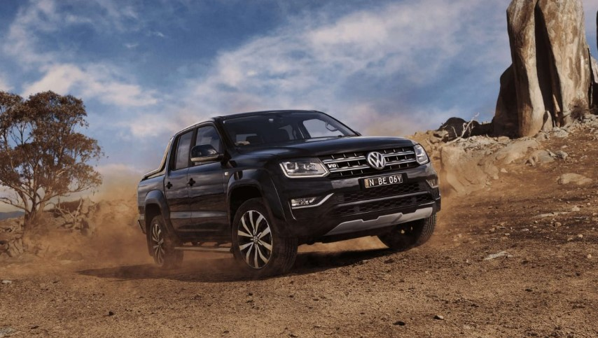 2020 VW Amarok Ultimate changes