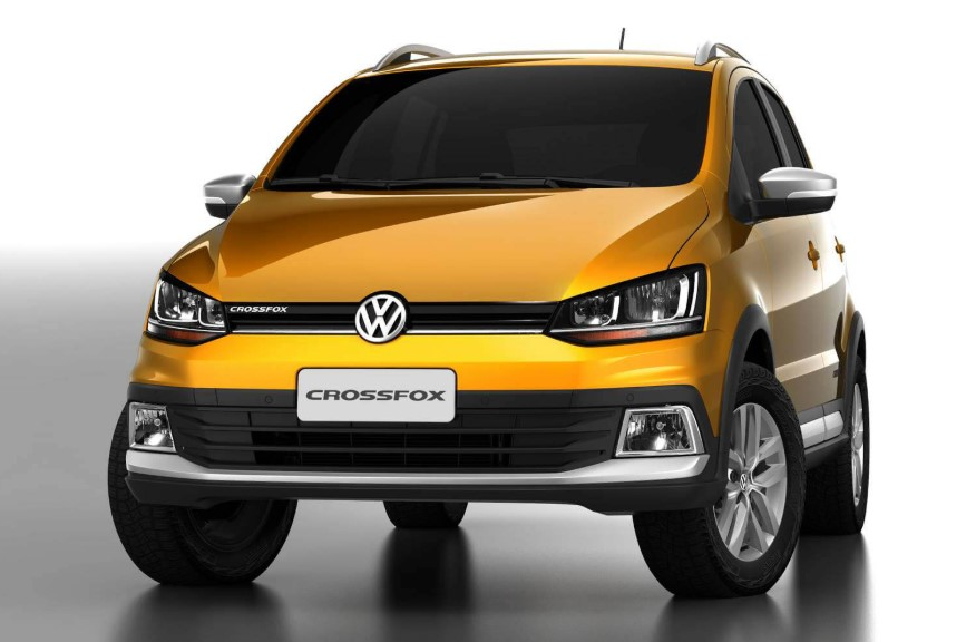 VW Crossfox 2020