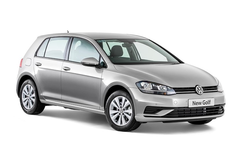 2020 VW Golf 1.8L TSI changes