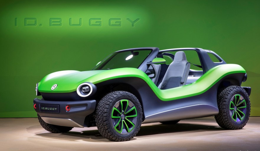 2020 VW ID Buggy concept