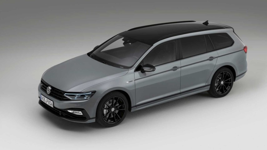 2020 VW Passat R-Line Edition changes