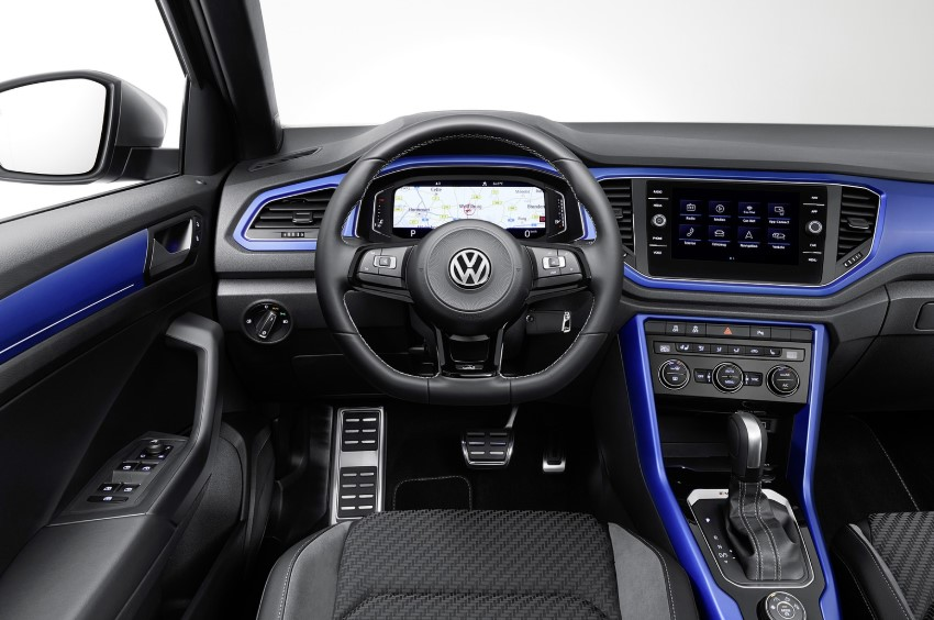 2020 VW T Roc R SUV interior 2020 VW T Roc R SUV Colors, Release Date, Interior, Redesign, Price