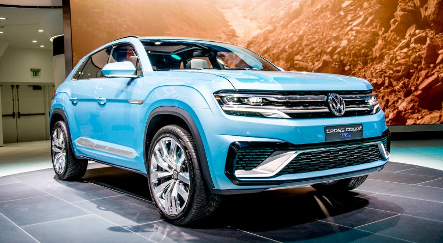 2020 Volkswagen Atlas 5 Seater changes