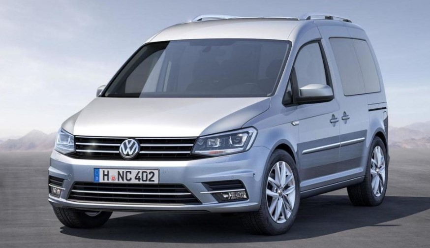 2020 Volkswagen Caddy Maxi Life changes