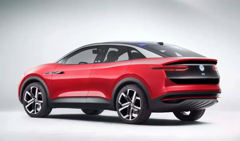 2020 Volkswagen I.D. Coupe Crossover SUV