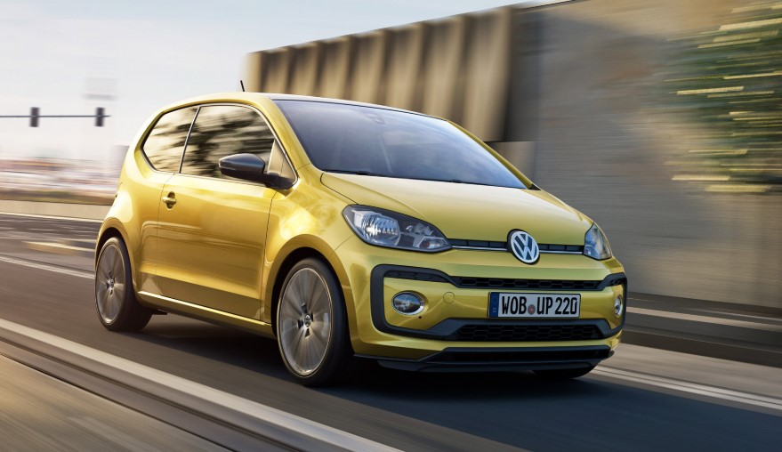 New VW UP TSI 2020 concept