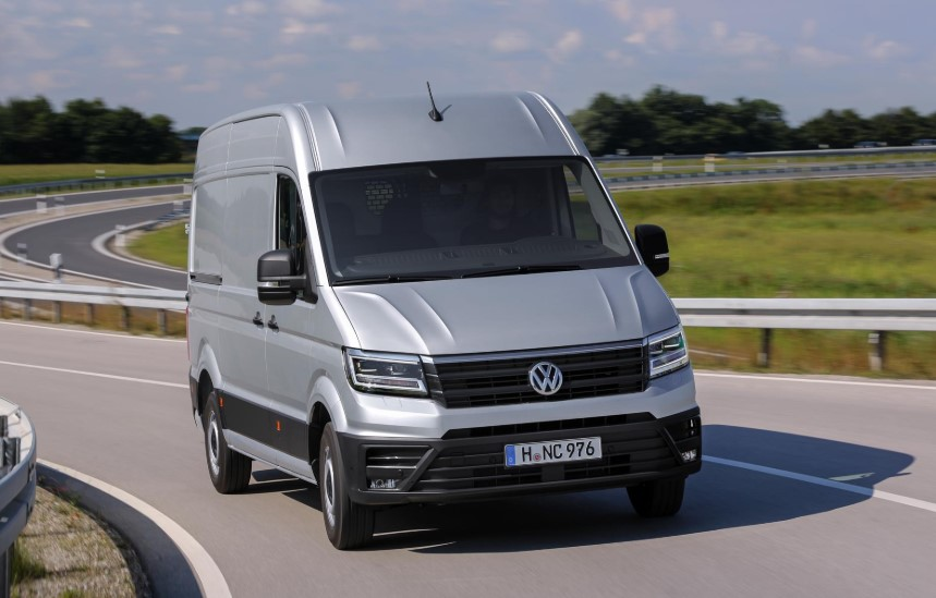VW Crafter 2020 Mexico concept