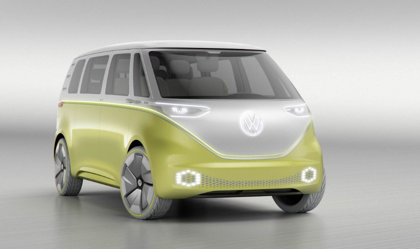 VW Microbus 2020 release date