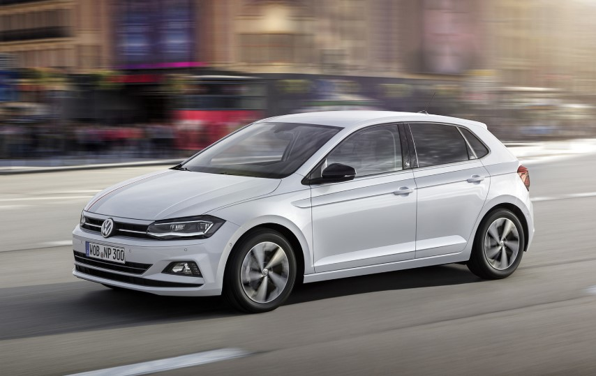 VW Polo 2020 changes