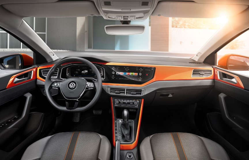 VW Polo Cross 2020 design