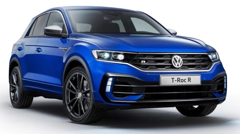 VW T-Roc R 2020 changes