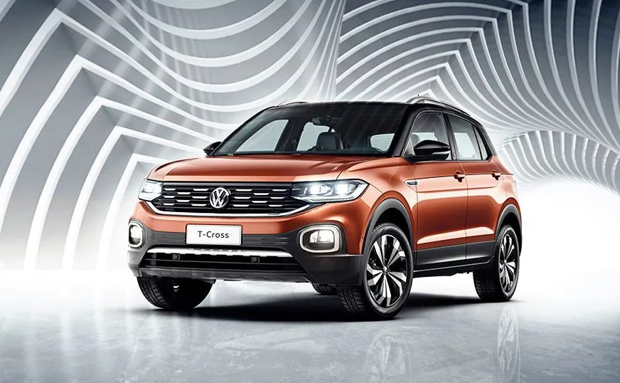 2020 VW T-Cross Hybrid