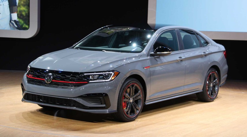 2019 VW Jetta GLI 35th Anniversary Edition