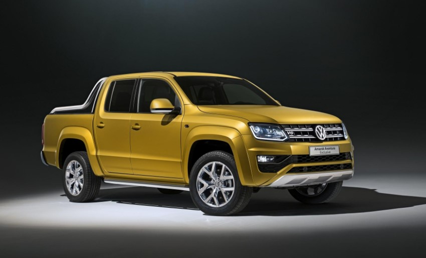 2020 VW Amarok USA Edition release date 2020 VW Amarok Aventura Exclusive Release Date, Interior, Redesign