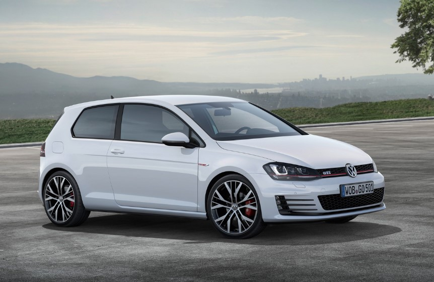 2020 VW GTI USA changes