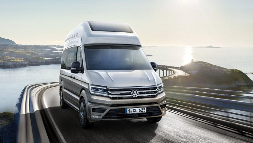 2020 VW Grand California redesign