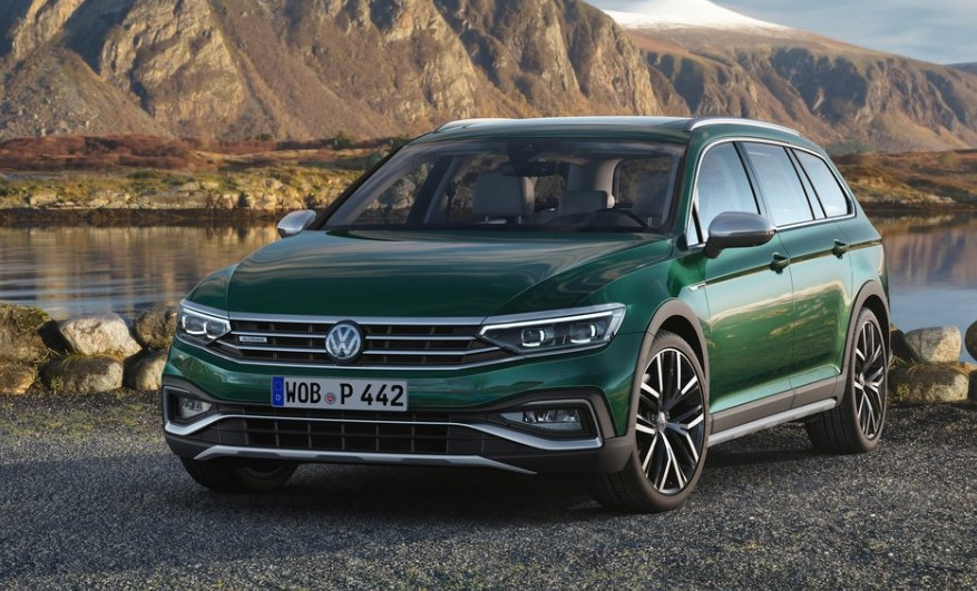 2020 VW Passat Wagon USA