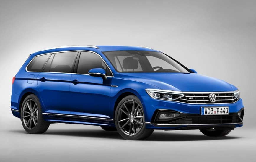 2020 VW Passat R Line changes