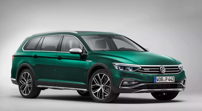 2020 VW Passat Alltrack USA redesign